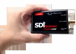 Beamer-Hand